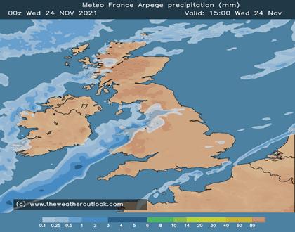 TheWeatherOutlook - latest UK weather forecasts, reports and
