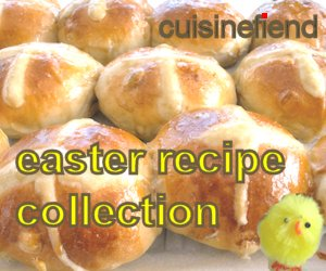 Cooking and baking recipes