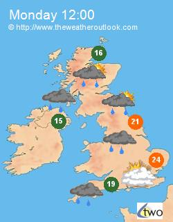 UK weather overview