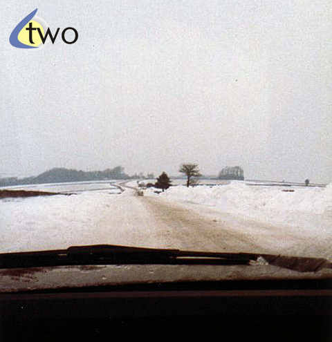 Snow in February 1985