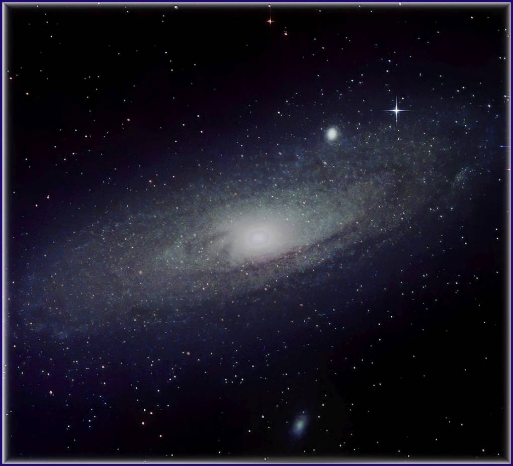 Andromeda Galaxy Location name not provided. Near to lat:51.6 lon:0.4, ,, sent by fairweather