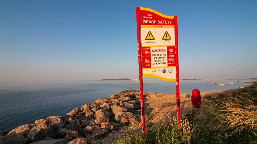 Heatwave Alert Weymouth, Dorset,United Kingdom, sent by NMA